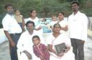 India-families-accept-christ