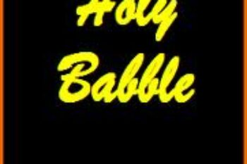holy-babble