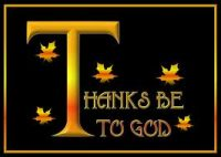 thanks-be-to-god