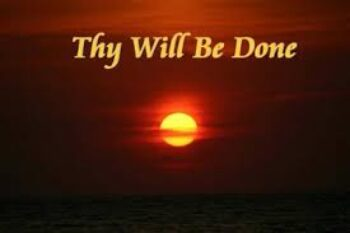 thy-will-be-done